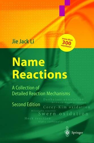 Name reactions. A collection of detailed reaction mechanisms