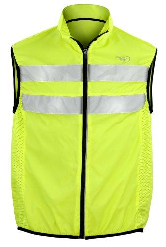 Time To Run Time To Run Men's High Vis Reflective Running Gilet Bib Vest XL 44