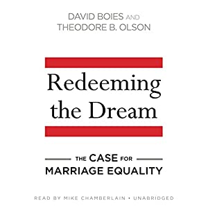 Redeeming the Dream Audiobook
