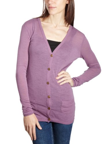 Emu Australia CENTERSIDE CARDI Womens Cardigan PURPLE Small