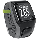 TomTom Multi-Sport GPS Watch with Heart Rate Monitor, Cadence Sensor and Altimeter