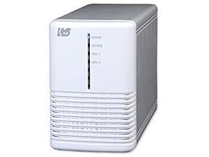 ラトックシステム USB3.0/2.0 RAIDケース(HDD2台用)(ホワイトシルバー) RS-EC32-U3RWS