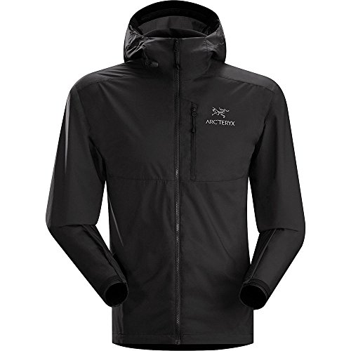 Arcteryx Squamish Hoody - Men's Black Medium (Squamish Hooded compare prices)