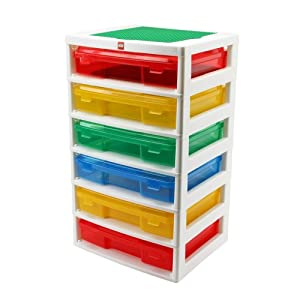 Iris Lego Project Case Chest