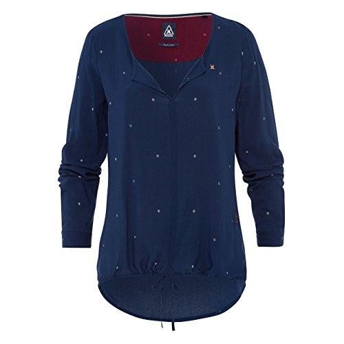 Gaastra Flyer-Camicia Donna    blu navy XXL