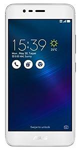 Asus Zenfone 3 Max Smartphone portable débloqué 4G (Ecran: 5,2 pouces - 32 Go - Double SIM - Android 6.0 Marshmallow) Argent