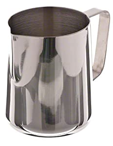 Update International EP-33 Stainless Steel Frothing Pitcher, 33-Ounce by Update International