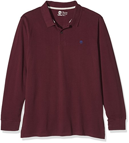 timberland-ls-millers-river-polo-t-shirt-homme-dark-port-xxl