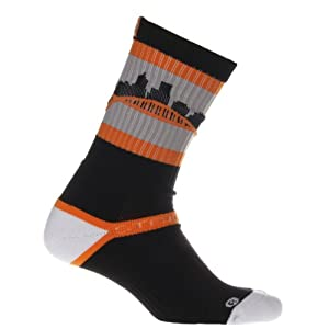 Strideline PORTLAND Beavers Athletic Crew Socks, One Size