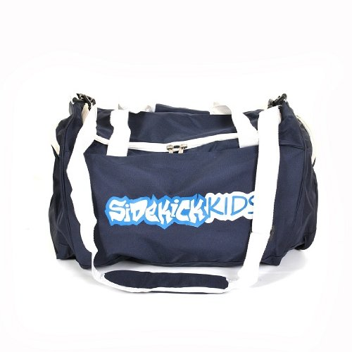 Sidekick Kids Sports Gym Bag Holdall Kickboxing Gear Equipment Bag