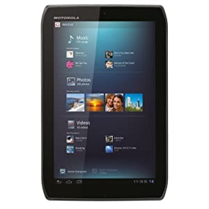 "Motorola XOOM 2 MEDIA EDITION, 1200 MHz, 16 GB, Flash, 208.3 mm (8.2 ""), 1280 x 800 Pixeles, 802.11b, 802.11g, 802.11n"