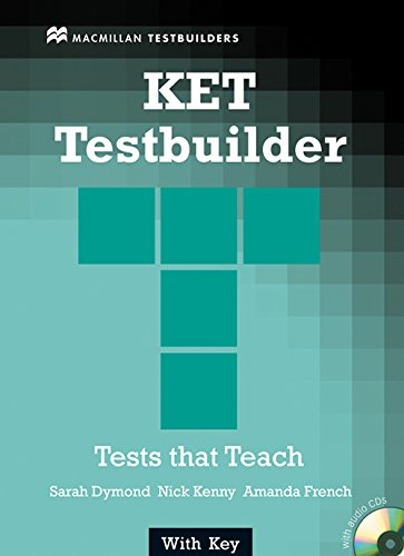 KET TESTBUILDER +Key Pack: Student's Book with Key