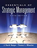 img - for by Hunger, J. David, Wheelen, Thomas L. Essentials of Strategic Management (5th Edition) (2010) Paperback book / textbook / text book