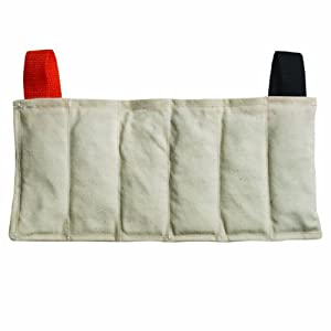 "Relief Pak 11-1313 Half Size Hot Pack, 12"" Length x 5"" Width"