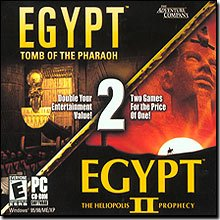 Egypt & Egypt 2 (Jewel Case)