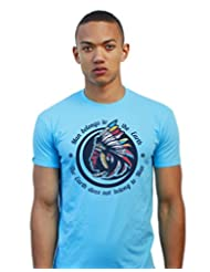 Man Belongs to the Earth Native American T-shirt coupons 2015