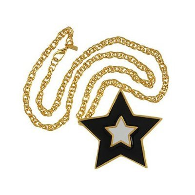 Kenneth Jay Lane Star Pendant Necklace (28