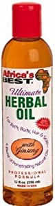 Africa's Best Herbal Oil 12 Oz.