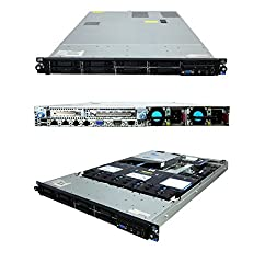 High-End Virtualization Server 12-Core 128GB RAM 960GB RAID SSD HP ProLiant DL360 G7 (Certified Refurbished)