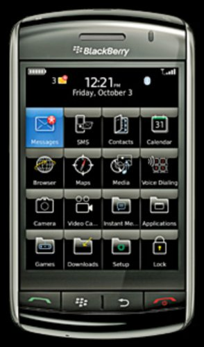BlackBerry Storm 9500 World Phone, Unlocked, In Hand, Ready to Ship