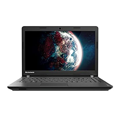 Lenovo Ideapad 100 80MH0080IN 14-inch Laptop (Celeron N2840/4GB/500GB/DOS/Integrated Graphics), Black Texture