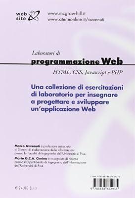 Laboratori di programmazione web. HTML, CSS, Javascript e PHP