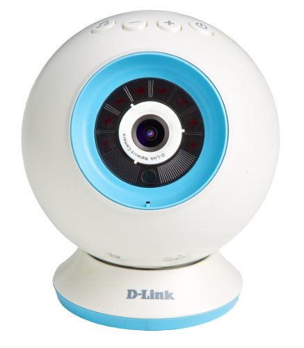 D-Link DCS-825L Wi-Fi HD Baby Monitor/Camera Black Friday & Cyber Monday 2014