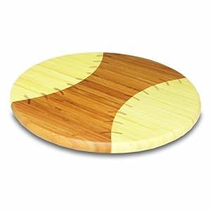 Picnic Time Homerun! Bamboo 12-Inch Cutting Board