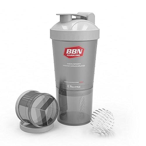Image of BBN Hardcore Eiweiß Shaker US Bottle 600 ml