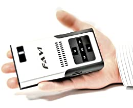 FAVI B1-LED-PICO Mini LED Projector Business Edition