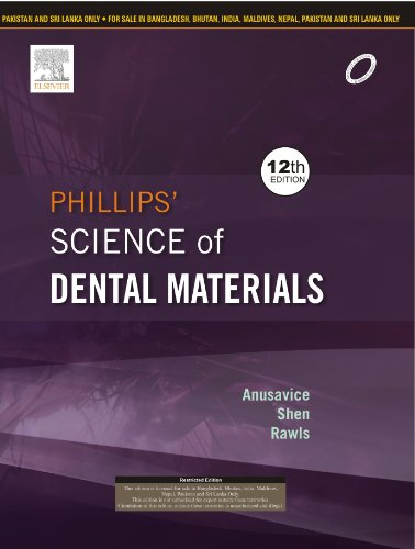 Phillip's Science of Dental Materials (Old Edition)