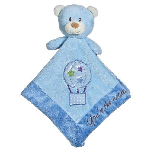 Aurora Baby Bear Blankee, Blue