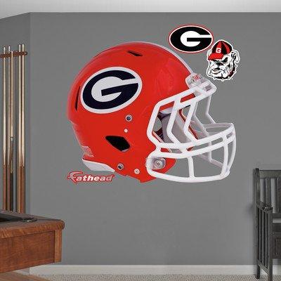 NCAA Georgia Bulldogs 2012 Helmet Wall Graphic (Kohls Bulldog compare prices)