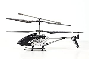 Helizone Rc Firebird Mini Remote Control Helicopter- Black from Helizone RC