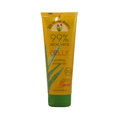 Lily Of The Desert - 99% Aloe Vera Gelly Soothing Moisturizer - 8 Oz.