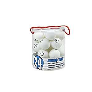 Buy halex 59120 velocity 24 count tub of table tennis for 1 star table tennis balls