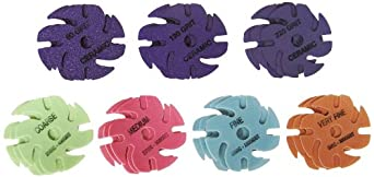 "JoolTool 3M Cubitron Ceramic Purple & Trizact: 21 Piece Deluxe Abrasive Disc Kit, 3"" Diameter"