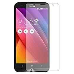 Gadget Decor Shock Absorbing / Abression Proof Tempered Glass Screen Protector For Asus Zenfone 2 Laser 5.5 ZE550KL