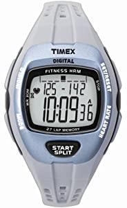 Timex T5J983 Midsize Digital Fitness Heart Rate Monitor Watch