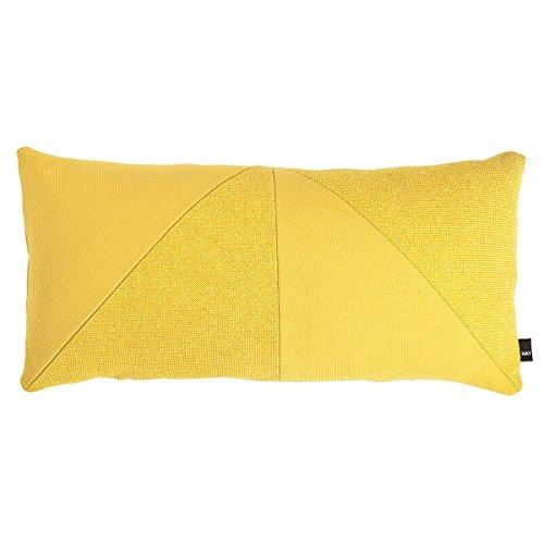Hay Kissen Puzzle 65cm x 32,5cm, lemon
