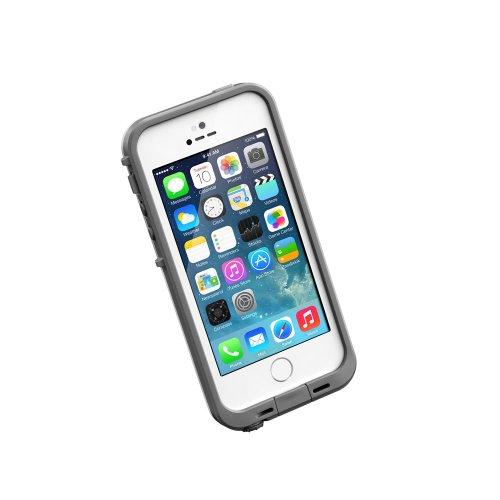日本正規代理店品・保証付LIFEPROOF 防水防塵耐衝撃ケース LifeProof fre iPhone5/5s White ホワイト 2101-02