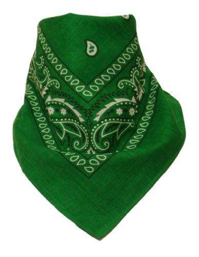 original-bandana-mit-paisley-muster-in-grun-100-baumwolle