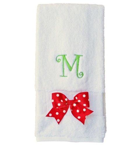 Monogrammed Hand Towels Online Stores: Monogrammed