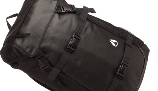NIXON(ニクソン) BACKPACK: LANDLOCK II/ BLACK NC1953000-00 000 (BLACK)