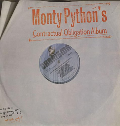 Monty Python - Contractural Obligation - Zortam Music