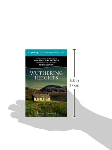 Wuthering Heights: A Kaplan SAT Score-raising Classic (Score-Raising Classics)
