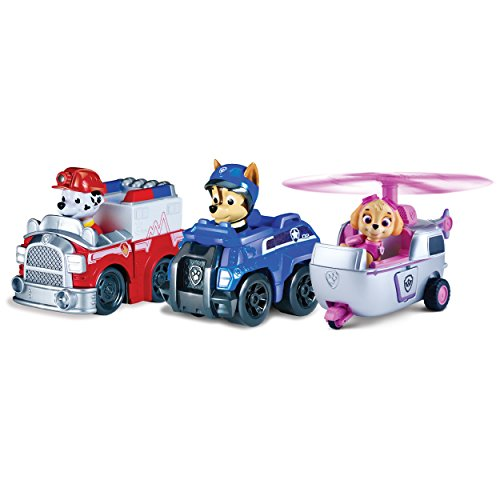 Paw Patrol Action Pack with Pup Set