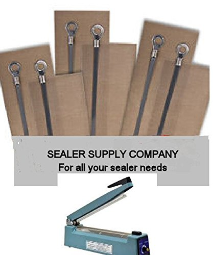 6 Service Kits - Wire heat elements for 8