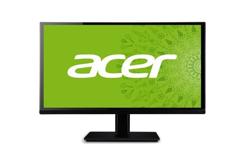 Acer H236 series 23-inch widescreen LCD monitor (glossy / 23 / 5ms/1920 × 1080 p / stock / input connector mini d-sub15-pin /DVI-D * HDCP / speakers 250 cd / m 2 / black) H236HLBMD
