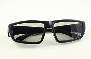 Cinq paires de lunettes 3D polarisées passives pour l'utilisation de la 3D Blu-ray, PS3 Sky TV, Cinéma / Pubs, Sony, Samsung, Vizio, Panasonic, Phillips, Technika, Violoncelle, LG